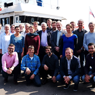 Participants of the ICOS Germany Annual Meeting 2016 in Kiel